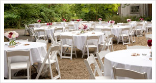 About event rentals in Medford Oregon, Talent, Grants Pass, Ashland OR, & Yreka CA