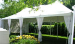 Tent rentals in Medford OR