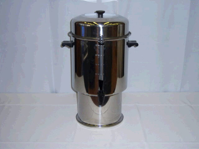 Where to find COFFEE MAKER, 100 CUP in Medford