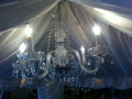 Where to rent CHANDELIER CRYSTAL in Medford OR