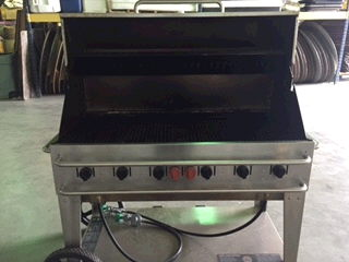 Where to find Barbeque Propane 4  Stainless w  Dome in Medford