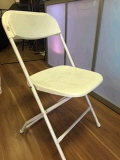Where to rent CHAIR, White Folding in Medford OR