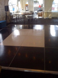 Where to rent BLACK AND WHITE DANCE FLOORS in Medford OR