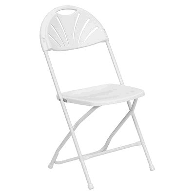 Where to find CHAIR,White Fan Back in Medford