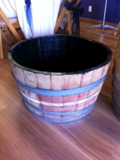 Where to find WINE BARREL COOLER in Medford