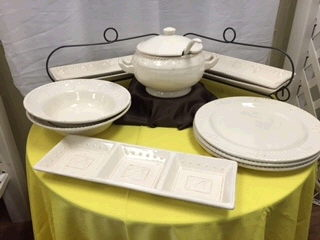 Where to find DINNER SERVING SET in Medford