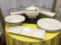 Where to rent DINNER SERVING SET in Medford OR
