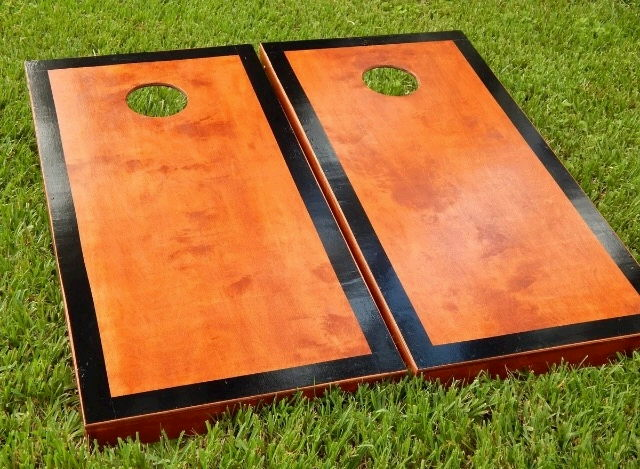 Where to find CORNHOLE BOARDS AND BAGS in Medford