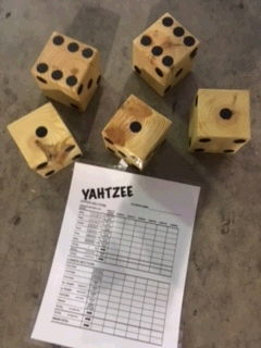 Where to find YARD YAHTZEE in Medford