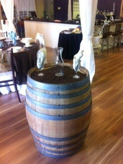Where to find WINE BARREL - String Light Stand in Medford