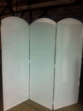Where to rent DIVIDER, ROOM SOLID  WHITE in Medford OR