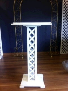 Where to find STAND, GUEST BOOK LATTICE in Medford