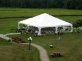 Where to rent CANOPY 40  x 40  White  20 ft in Medford OR