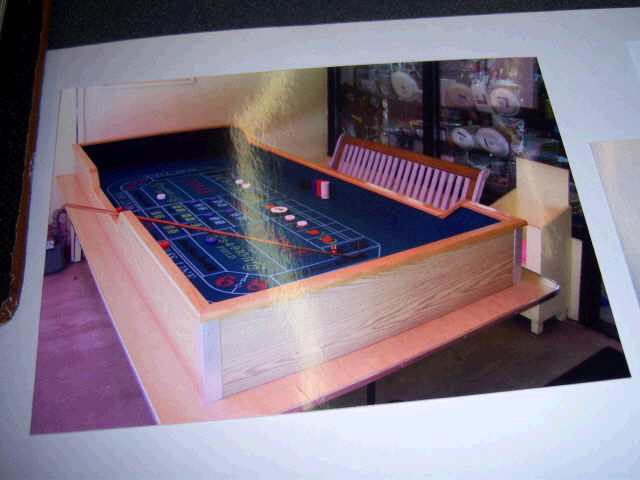Where to find Craps table in Medford
