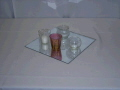 Where to rent VOTIVE - CLEAR FLUTED EDGE in Medford OR
