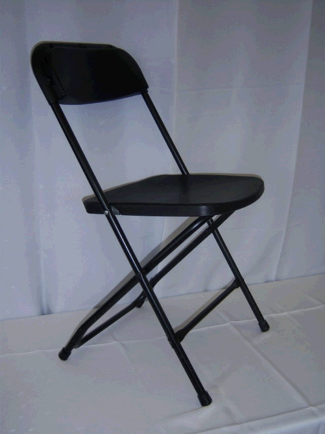 Where to find CHAIR, Folding  Black in Medford
